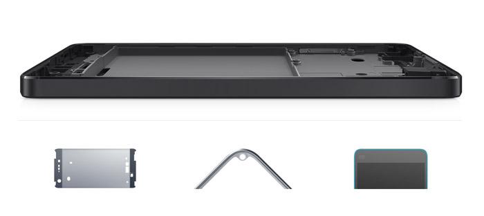 xiaomi mi4 stainless steel frame